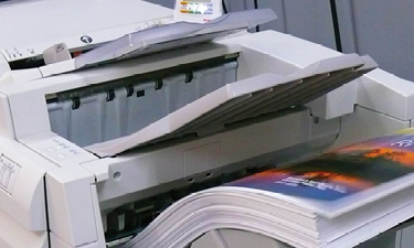 Keystone Instant Printing's Digital Press